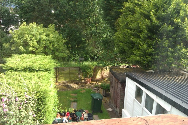 Back Garden Revamp
